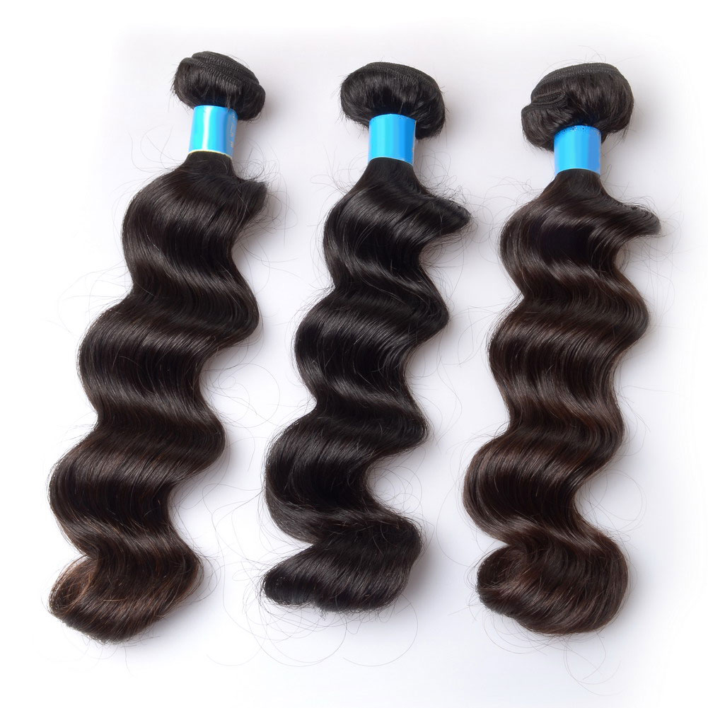 Set of three hair Extensions in Detroit, MI.