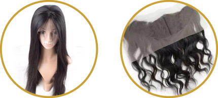 Frontals and wigs for women in Detroit, MI